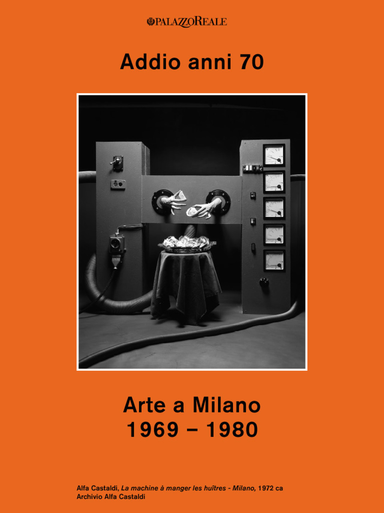 MOUSSE AGENCY ADDIO ANNI 70 AT PALAZZO REALE — 2012