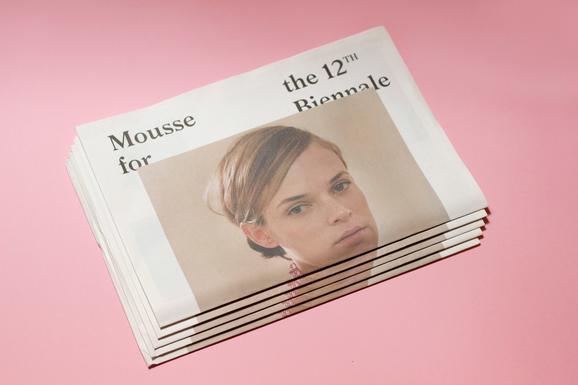 MOUSSE AGENCY BIENNALE DE LYON — 2013/now