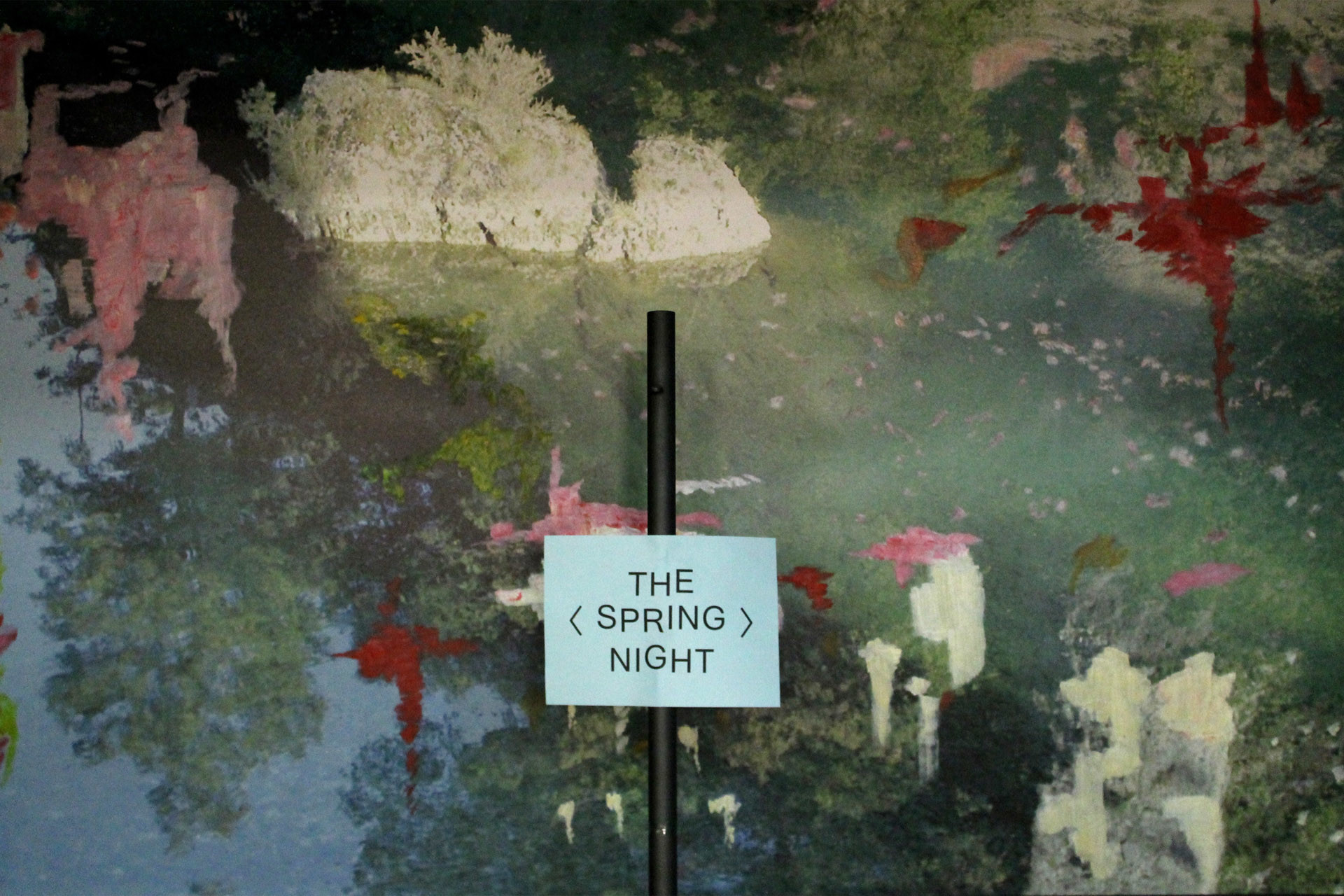 MOUSSE AGENCY THE SPRING NIGHT — 2014